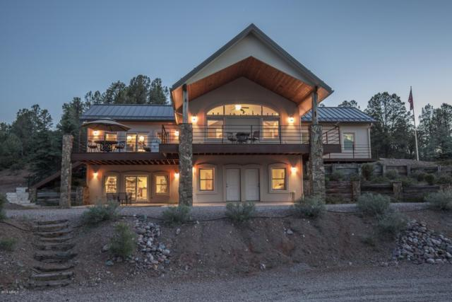 1803 E Underwood Lane, Payson, AZ 85541 (MLS #5928085) :: The Pete Dijkstra Team