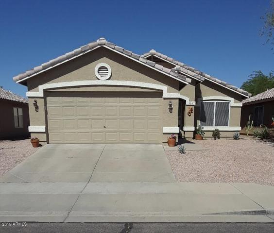504 S 93RD Way, Mesa, AZ 85208 (MLS #5928094) :: Realty Executives