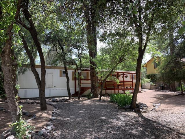 410 S Tonto Street, Payson, AZ 85541 (MLS #5928122) :: The Pete Dijkstra Team