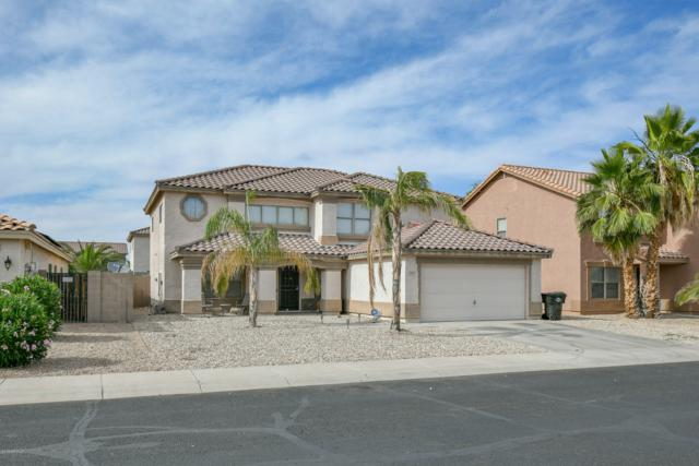 15640 W Gelding Drive, Surprise, AZ 85379 (MLS #5928125) :: The Daniel Montez Real Estate Group