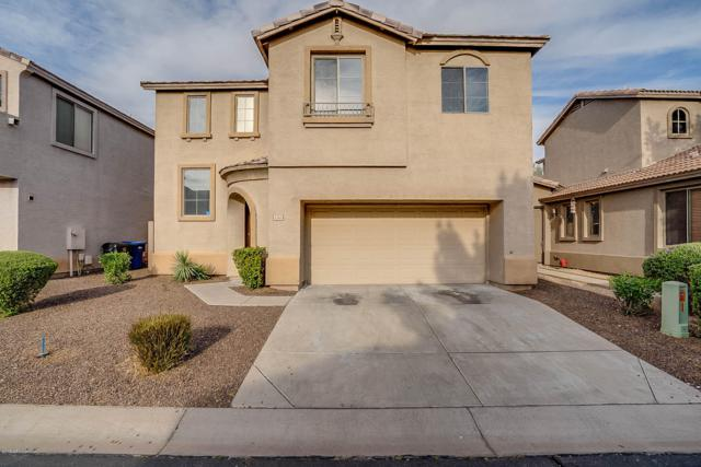 1265 S Providence Circle, Mesa, AZ 85209 (MLS #5928127) :: Santizo Realty Group