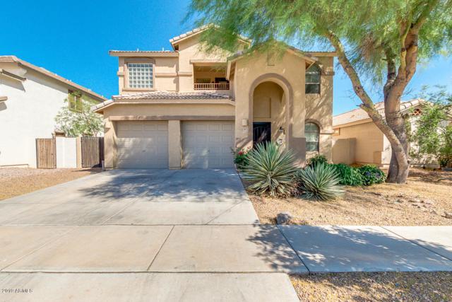 3935 E Sundance Avenue, Gilbert, AZ 85297 (MLS #5928129) :: Realty Executives