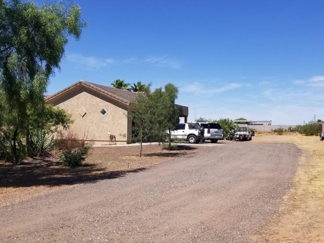 28230 N 224TH Avenue, Wittmann, AZ 85361 (MLS #5928169) :: CC & Co. Real Estate Team