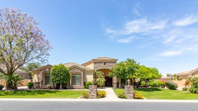 2858 E Portola Valley Court, Gilbert, AZ 85297 (MLS #5928266) :: CC & Co. Real Estate Team