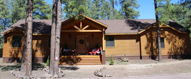 2393 S Woodland Hills Lane, Pinetop, AZ 85935 (MLS #5928320) :: CC & Co. Real Estate Team