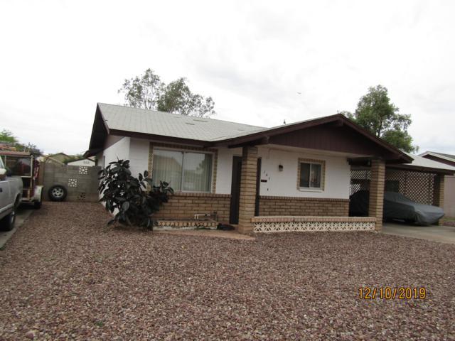 261 E Juniper Street, Mesa, AZ 85201 (MLS #5928349) :: CC & Co. Real Estate Team