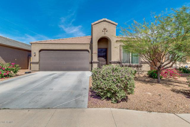 2055 S 215 Drive, Buckeye, AZ 85326 (MLS #5928358) :: CC & Co. Real Estate Team