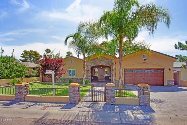6725 N 11TH Street, Phoenix, AZ 85014 (MLS #5928366) :: Realty Executives