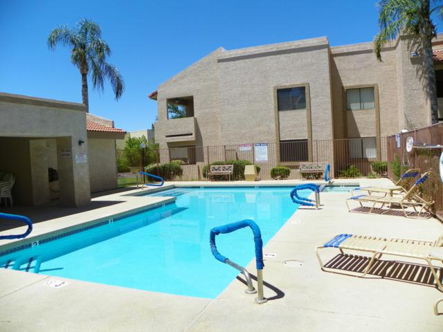 145 N 74TH Street N #102, Mesa, AZ 85207 (MLS #5928375) :: Realty Executives