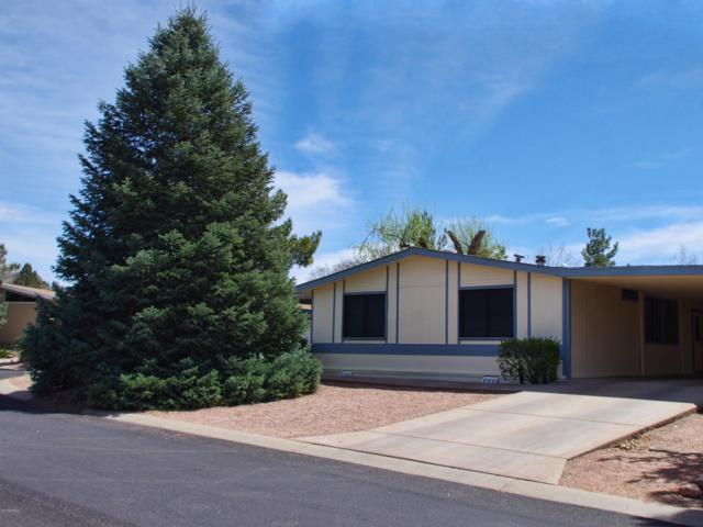 1011 W Birchwood Road, Payson, AZ 85541 (MLS #5928382) :: Yost Realty Group at RE/MAX Casa Grande