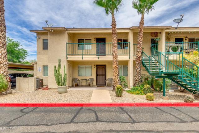 12440 N 20TH Street #207, Phoenix, AZ 85022 (MLS #5928386) :: Occasio Realty