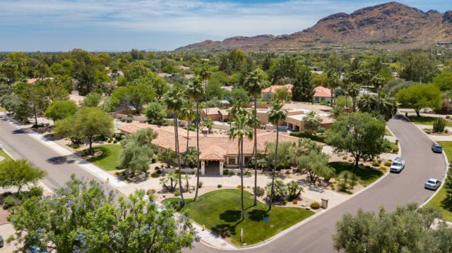 8901 N 58TH Place, Paradise Valley, AZ 85253 (MLS #5928390) :: CC & Co. Real Estate Team