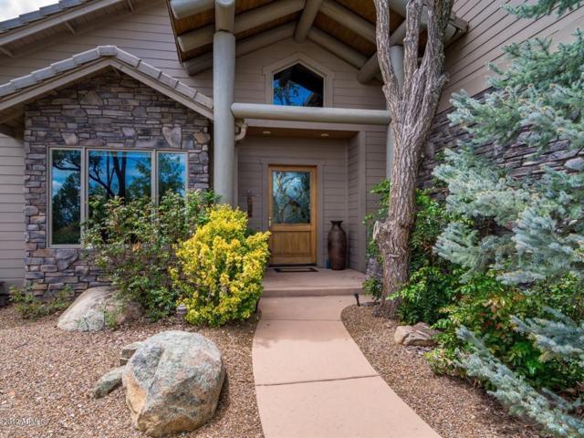 682 Woodridge Lane, Prescott, AZ 86303 (MLS #5928391) :: CC & Co. Real Estate Team