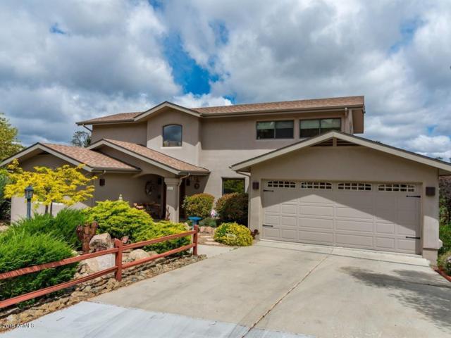 1455 Bend Road, Prescott, AZ 86305 (MLS #5928405) :: CC & Co. Real Estate Team