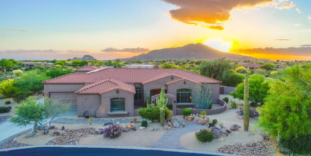 8306 E Arroyo Seco Road, Scottsdale, AZ 85266 (MLS #5928495) :: CC & Co. Real Estate Team