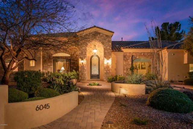 6045 E Cochise Road, Paradise Valley, AZ 85253 (MLS #5928505) :: The Kenny Klaus Team