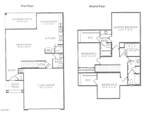 1255 N Arizona Avenue #1251, Chandler, AZ 85225 (MLS #5928541) :: Brett Tanner Home Selling Team
