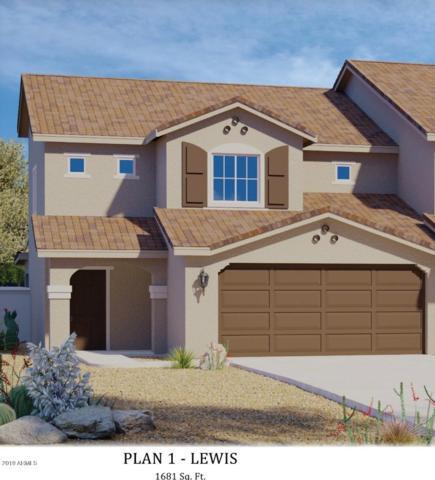1255 N Arizona Avenue #1253, Chandler, AZ 85225 (MLS #5928542) :: Brett Tanner Home Selling Team