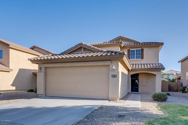 1710 W Wilson Avenue, Coolidge, AZ 85128 (MLS #5928554) :: Brett Tanner Home Selling Team