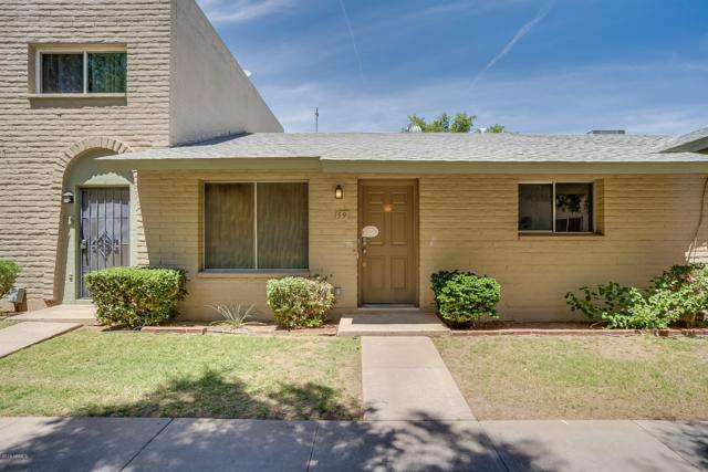225 N Standage Street #59, Mesa, AZ 85201 (MLS #5928556) :: CC & Co. Real Estate Team