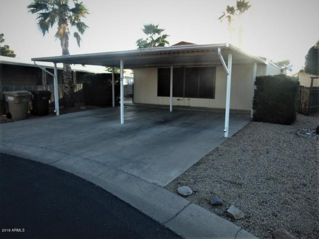 8301 N 103RD Avenue #3, Peoria, AZ 85345 (MLS #5928580) :: Brett Tanner Home Selling Team
