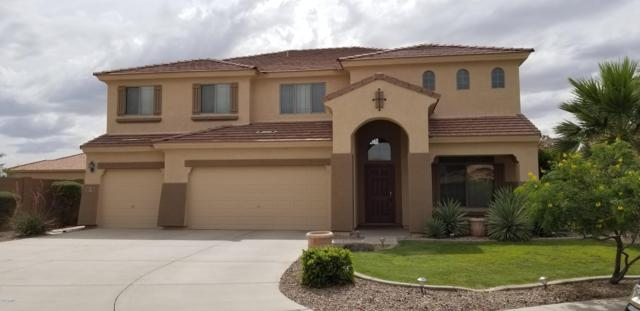 122 N 235TH Drive, Buckeye, AZ 85396 (MLS #5928678) :: CC & Co. Real Estate Team