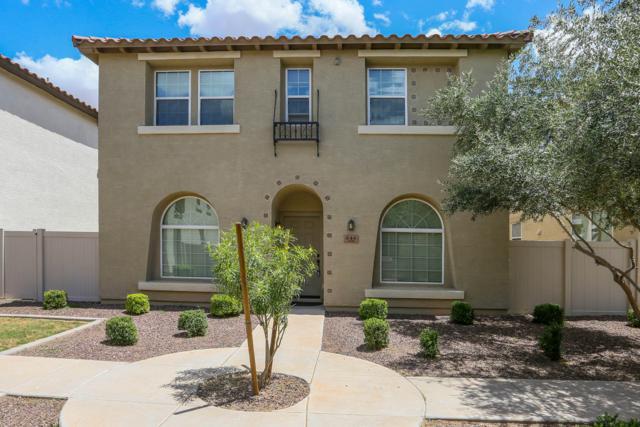844 S Henry Lane, Gilbert, AZ 85296 (MLS #5928781) :: CC & Co. Real Estate Team