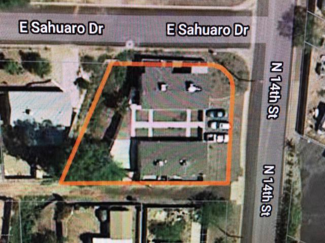 1349 E Sahuaro Drive, Phoenix, AZ 85020 (MLS #5928801) :: Realty Executives