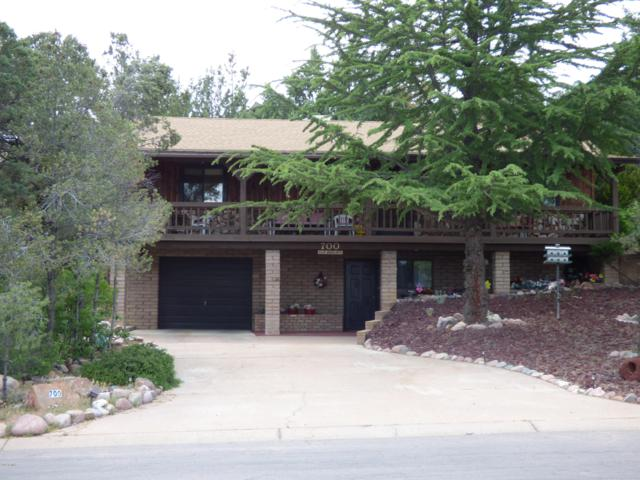 700 W Sherwood Drive, Payson, AZ 85541 (MLS #5928852) :: The Wehner Group