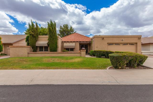 609 W Crofton Street, Chandler, AZ 85225 (MLS #5928900) :: CC & Co. Real Estate Team