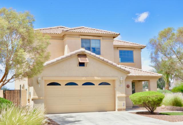 1588 E Viola Drive, Casa Grande, AZ 85122 (MLS #5928961) :: Brett Tanner Home Selling Team