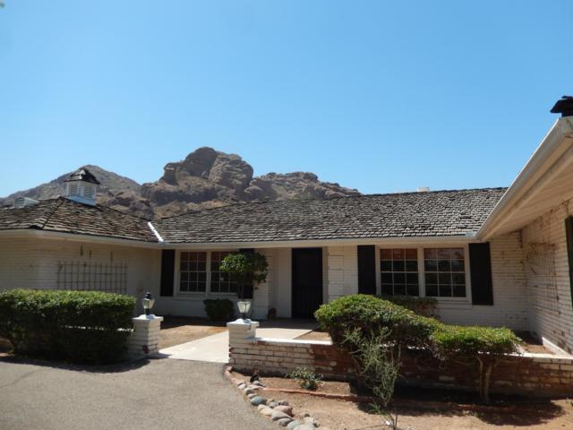 4805 E Valley Vista Lane, Paradise Valley, AZ 85253 (MLS #5928994) :: The Kenny Klaus Team