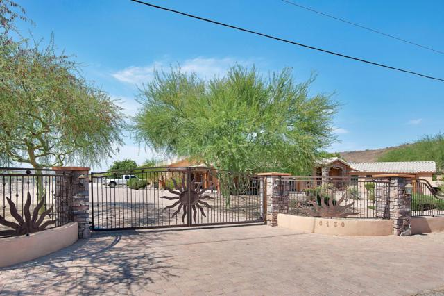 6430 W Pinnacle Peak Road, Glendale, AZ 85310 (MLS #5929029) :: The Ford Team