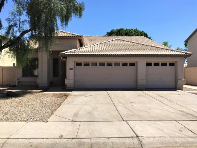 1159 W Kroll Avenue, Gilbert, AZ 85233 (MLS #5929033) :: CC & Co. Real Estate Team