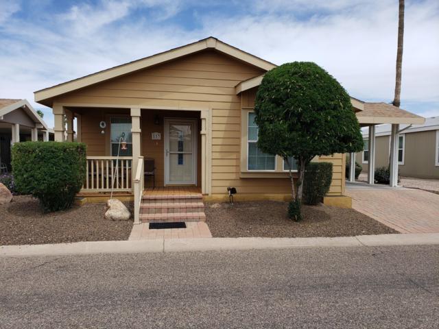 2401 W Southern Avenue #153, Tempe, AZ 85282 (MLS #5929085) :: CC & Co. Real Estate Team