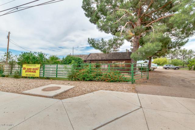 5649 E Baseline Road, Mesa, AZ 85206 (MLS #5929099) :: CC & Co. Real Estate Team