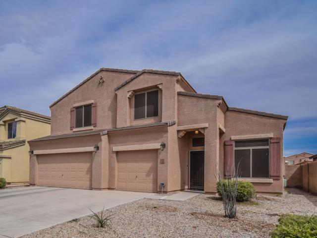 37231 W Giallo Lane, Maricopa, AZ 85138 (MLS #5929215) :: Openshaw Real Estate Group in partnership with The Jesse Herfel Real Estate Group