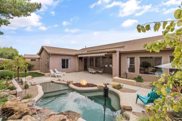 4616 W Whispering Wind Drive, Glendale, AZ 85310 (MLS #5929216) :: CC & Co. Real Estate Team