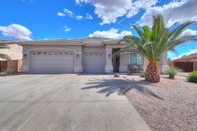 43307 W Askew Drive, Maricopa, AZ 85138 (MLS #5929227) :: CC & Co. Real Estate Team