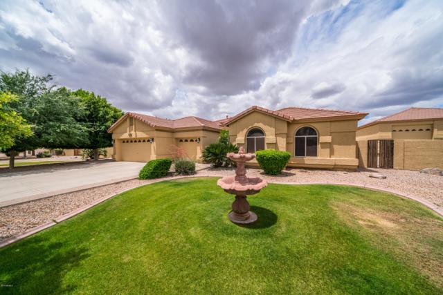 30 S Equestrian Court, Gilbert, AZ 85296 (MLS #5929307) :: Brett Tanner Home Selling Team