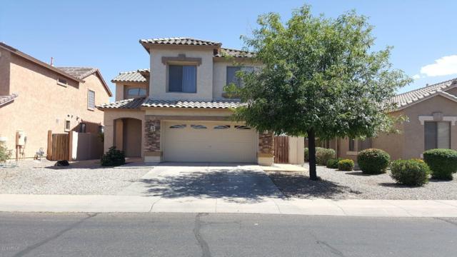 881 E Sherri Drive, Gilbert, AZ 85296 (MLS #5929356) :: Brett Tanner Home Selling Team