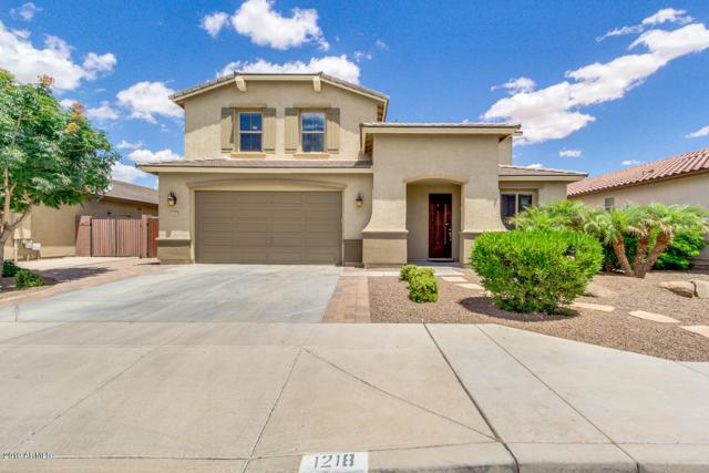 1218 W Date Road, Queen Creek, AZ 85140 (MLS #5929372) :: Openshaw Real Estate Group in partnership with The Jesse Herfel Real Estate Group