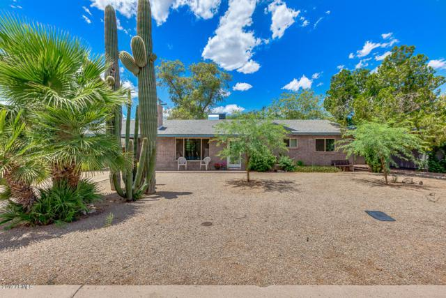 3408 N 78TH Street, Scottsdale, AZ 85251 (MLS #5929374) :: Brett Tanner Home Selling Team