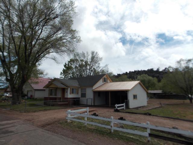 3388 Reidhead Street, Heber, AZ 85928 (MLS #5929384) :: Brett Tanner Home Selling Team