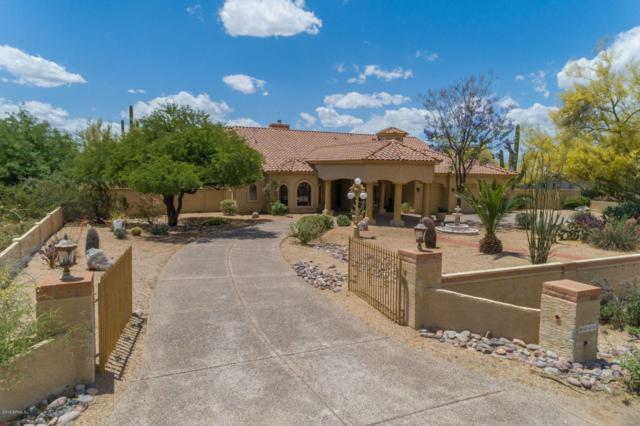 8045 E Saddle Horn Road, Scottsdale, AZ 85255 (MLS #5929397) :: Lux Home Group at  Keller Williams Realty Phoenix