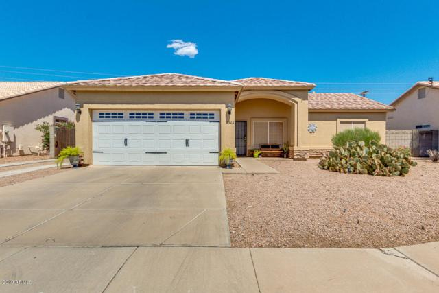 1522 N Mimosa Way, Casa Grande, AZ 85122 (MLS #5929445) :: Yost Realty Group at RE/MAX Casa Grande