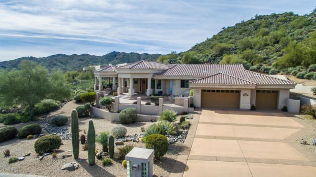 15406 N Castillo Drive, Fountain Hills, AZ 85268 (MLS #5929472) :: Phoenix Property Group