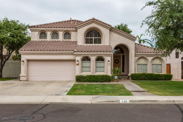 128 N Nevada Way, Gilbert, AZ 85233 (MLS #5929553) :: CC & Co. Real Estate Team