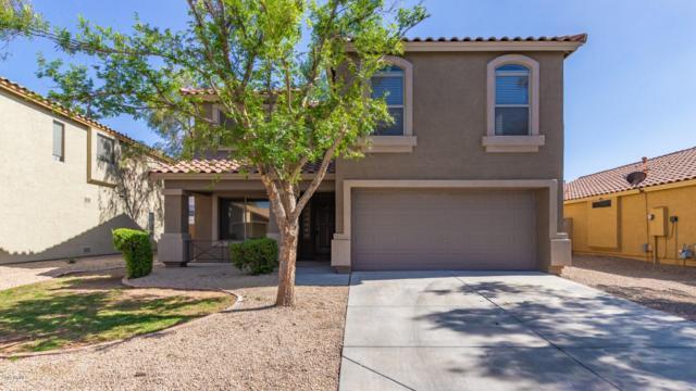 16585 W Polk Street, Goodyear, AZ 85338 (MLS #5929561) :: Team Wilson Real Estate
