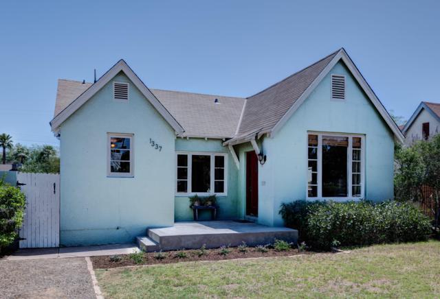 1337 W Willetta Street, Phoenix, AZ 85007 (MLS #5929629) :: Occasio Realty